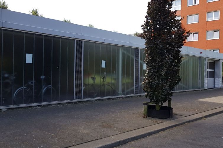 Parkeergarage Anna Blamansingel Amsterdam