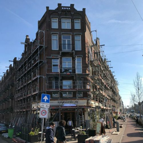 Project Clerckstraat Amsterdam